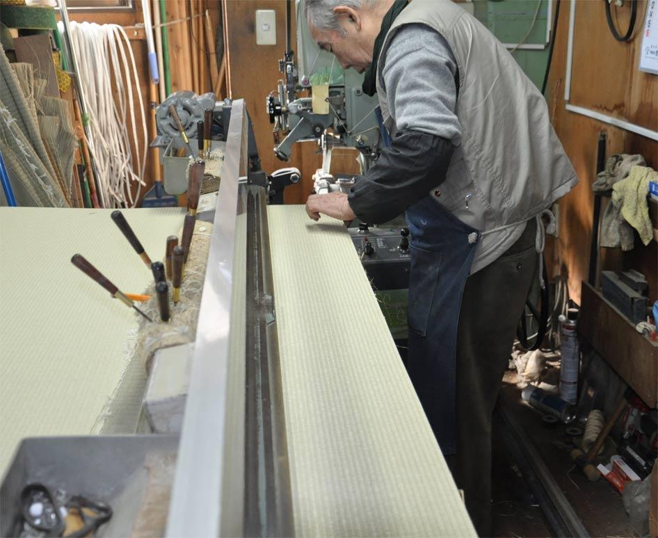 Making-tatami