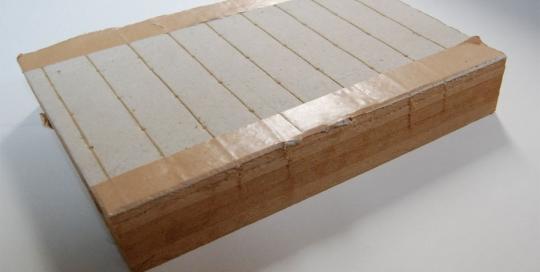 Fibre-board