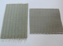 Normal-Vs-fine-weave-omote